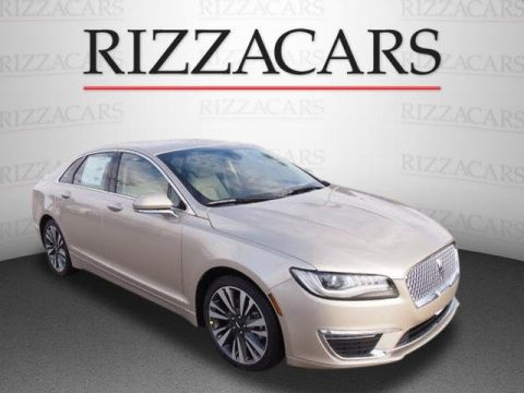 New 2017 LINCOLN MKZ SELECT FWD SD