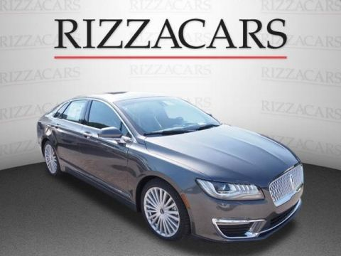 New 2017 LINCOLN MKZ RESERVE With Navigation
