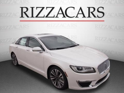 New 2017 Lincoln MKZ Reserve FWD 4dr Car