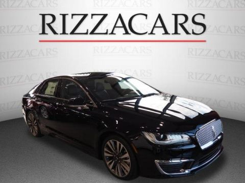 New 2017 Lincoln MKZ Reserve With Navigation & AWD