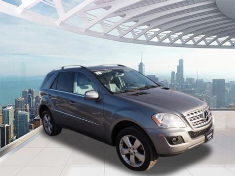 Pre-Owned 2010 Mercedes-Benz ML 350 4MATIC® AWD