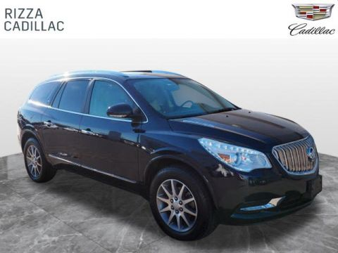 Certified Pre-Owned 2015 Buick Enclave Leather FWD Leather 4dr Crossover