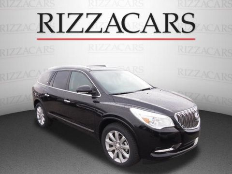 New 2017 Buick Enclave Premium AWD AWD