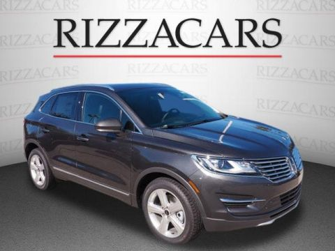 New 2018 LINCOLN MKC Premiere FWD UT