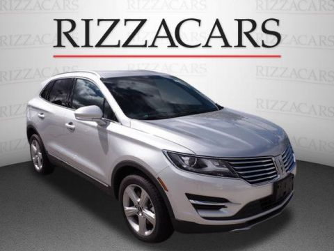 New 2017 Lincoln MKC Premiere AWD