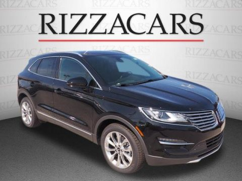 New 2018 LINCOLN MKC Select FWD MP