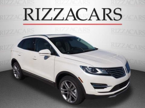 New 2018 LINCOLN MKC Reserve AWD