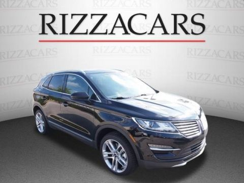 New 2017 LINCOLN MKC RESERVE AWD