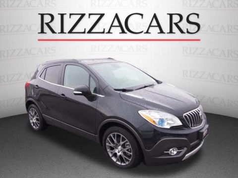 New 2016 Buick Encore Sport Touring FWD Sport Touring 4dr Crossover