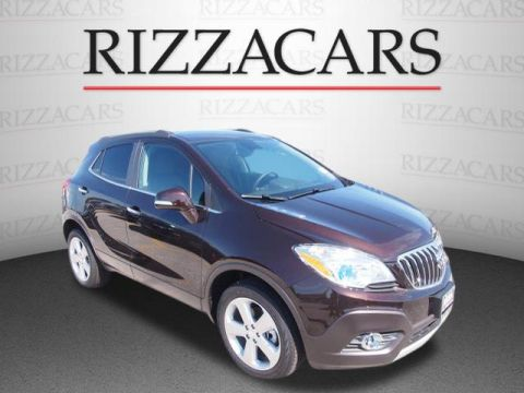 New 2016 Buick Encore Convenience FWD Convenience 4dr Crossover
