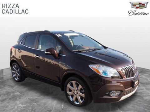 Certified Pre-Owned 2014 Buick Encore Premium FWD Premium 4dr Crossover