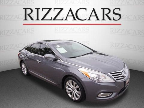 Pre-Owned 2012 Hyundai Azera  FWD 4dr Sedan
