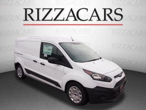 New 2017 Ford Transit Connect Van XL FWD Mini-van, Cargo