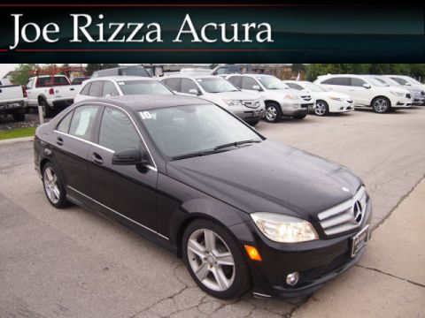 Pre-Owned 2010 Mercedes-Benz C300 4MATIC® AWD AWD