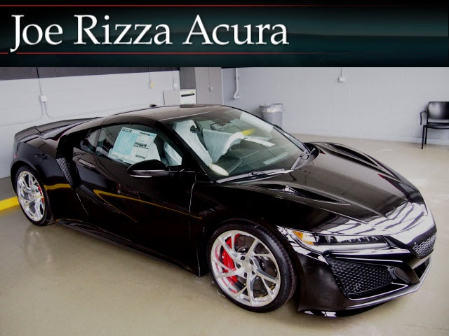 2017 Acura Nsx For Sale >> New 2017 Acura Nsx Base Sh Awd 2d Coupe In Orland Park Ah1392 Joe