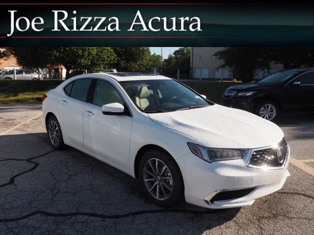 New 2018 Acura TLX FWD w/Technology Pkg