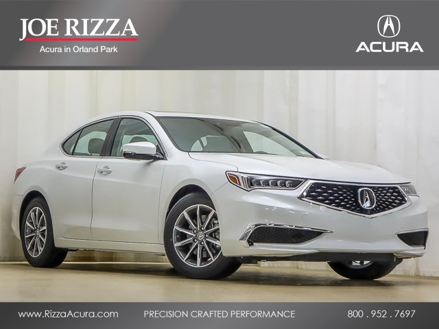 New 2020 Acura Tlx 2 4l Technology Pkg 4d Sedan In Orland Park