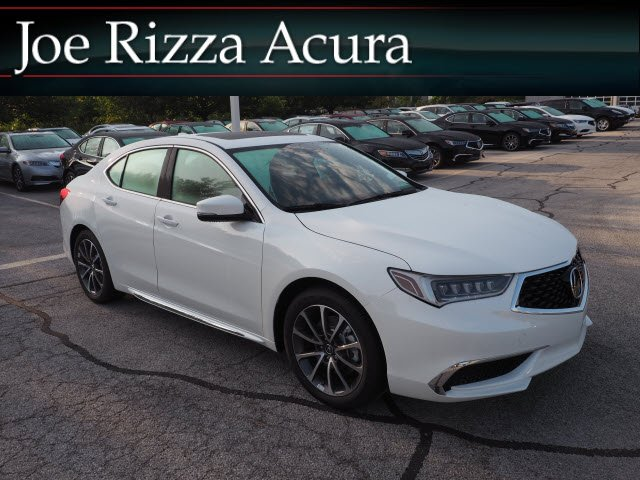New 2018 Acura TLX FWD V6