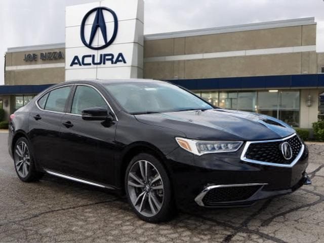 New 2020 Acura TLX Tech