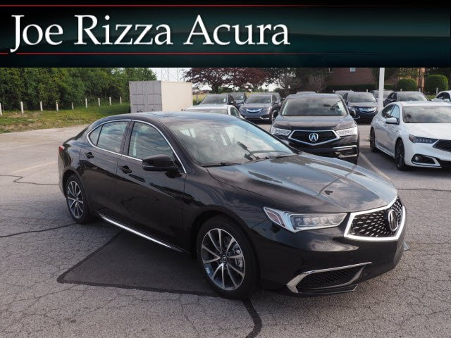 New 2018 Acura TLX FWD V6 w/Technology Pkg