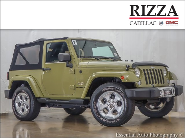 Charming Pre Owned 2013 Jeep Wrangler Sahara