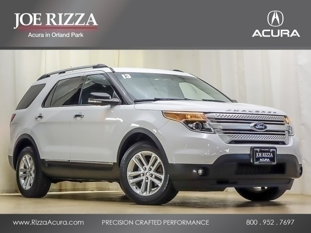 2013 Ford Explorer Xlt >> Pre Owned 2013 Ford Explorer Xlt Fwd Xlt 4dr Suv