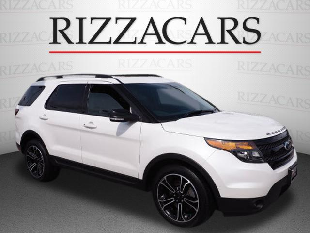 Pre-Owned 2015 Ford Explorer Sport 4X4