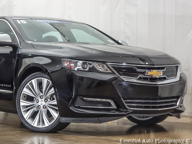 Certified Pre Owned 2015 Chevrolet Impala LTZ