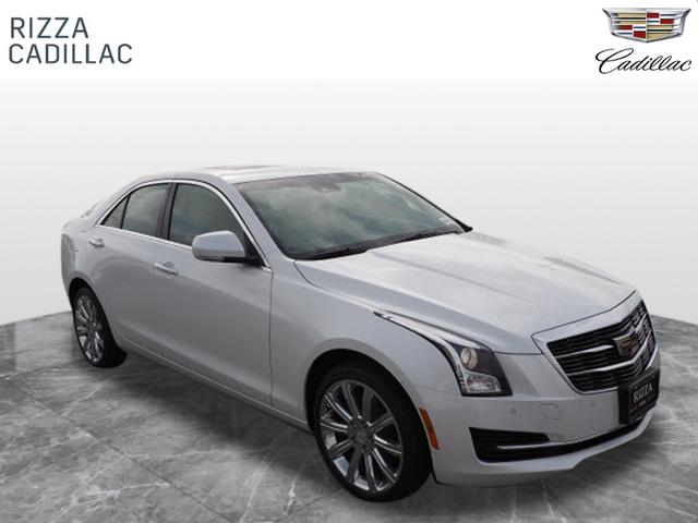 New 2018 Cadillac ATS Luxury AWD