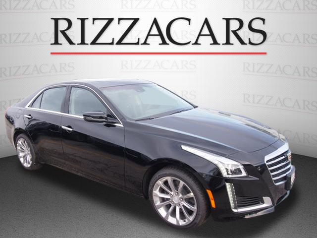 New 2017 Cadillac CTS Luxury AWD
