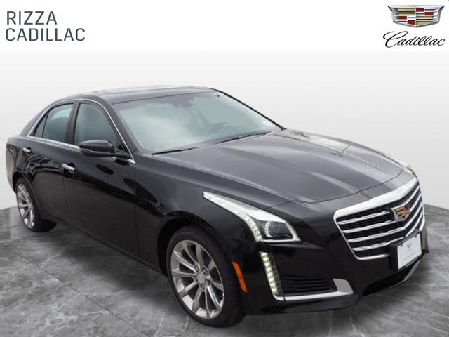 New 2018 Cadillac CTS Luxury AWD
