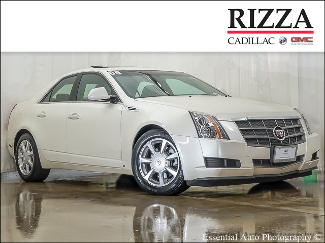 Pre-Owned 2009 Cadillac CTS Base