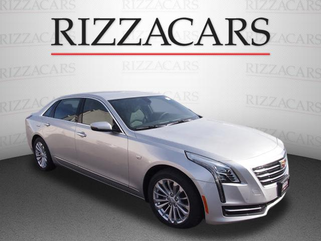 New 2017 Cadillac CT6 AWD