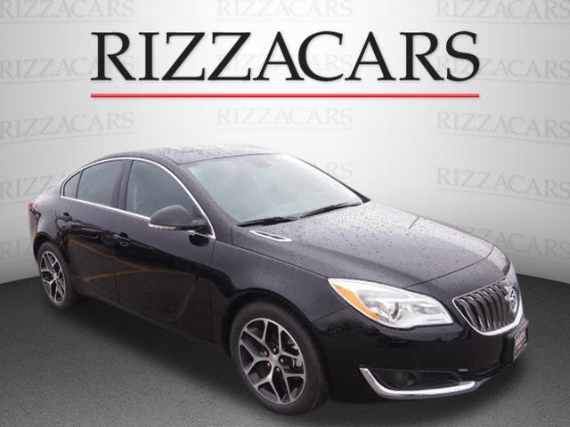 new 2017 buick regal sport touring sport touring 4dr sedan in orland park bu17083s joe rizza. Black Bedroom Furniture Sets. Home Design Ideas