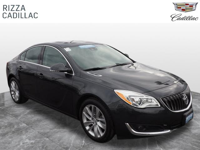 Certified Pre-Owned 2016 Buick Regal Premium 2