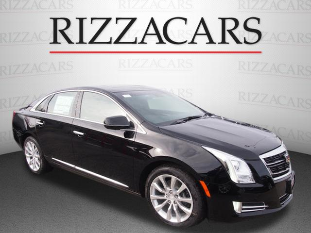 New 2017 Cadillac XTS Luxury AWD