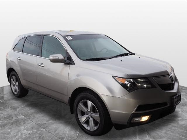 PreOwned Acura MDX Tech Pkg Sport Utility In Orland Park - Acura mdx pre owned for sale