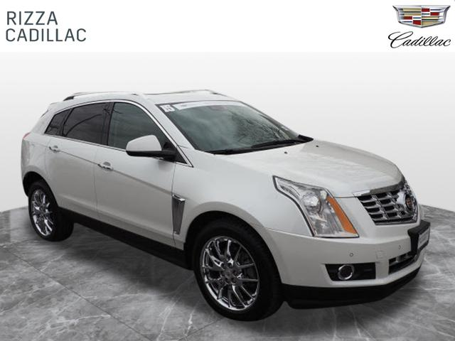 Certified Pre-Owned 2015 Cadillac SRX Performance AWD