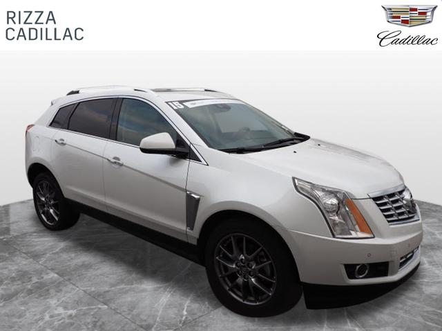 Certified Pre-Owned 2015 Cadillac SRX Premium AWD