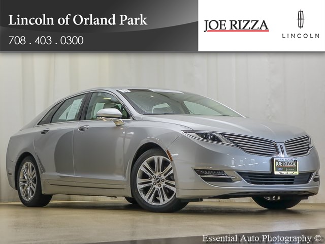 Certified Pre-Owned 2015 Lincoln MKZ Hybrid