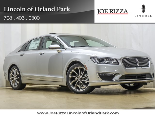 New 2019 LINCOLN MKZ RESERVEI With Navigation & AWD
