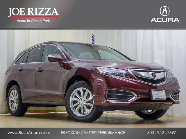 Acura Certified Pre-Owned >> Certified Pre Owned 2016 Acura Rdx Base Sh Awd 4d Sport Utility In