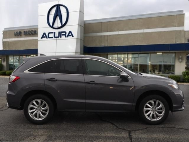 Certified Pre-Owned 2017 Acura RDX Base SH-AWD