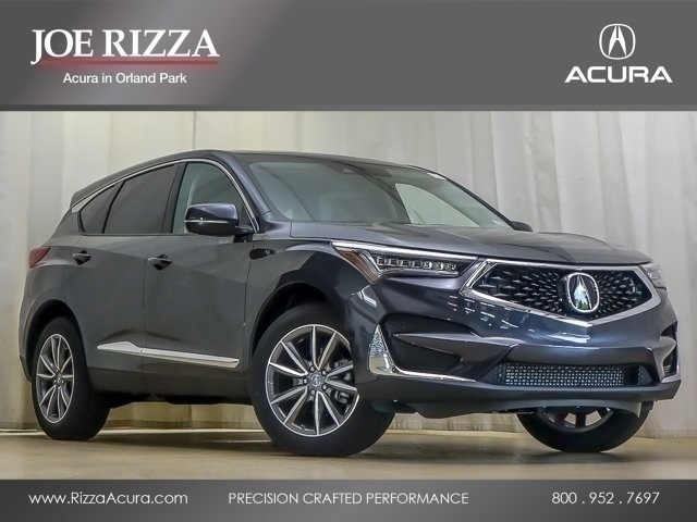 Acura Orland Park >> New 2020 Acura Rdx Technology Package With Navigation