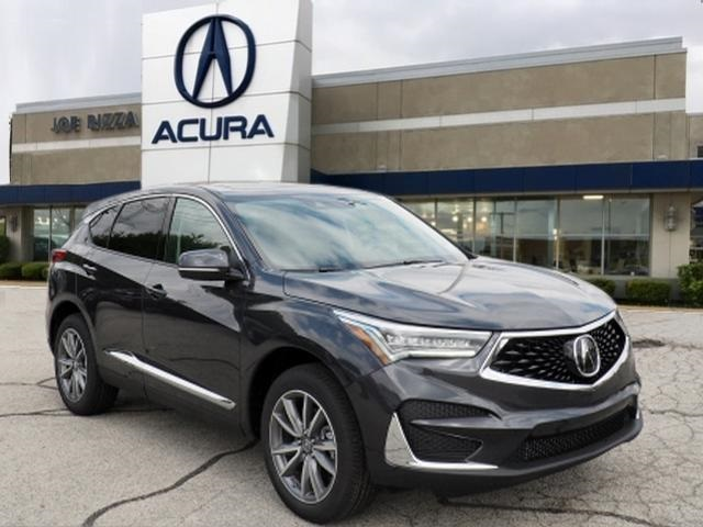 New 2020 Acura RDX Technology Package SH-AWD