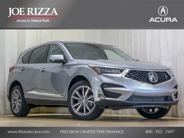 new 2020 acura rdx technology package sh