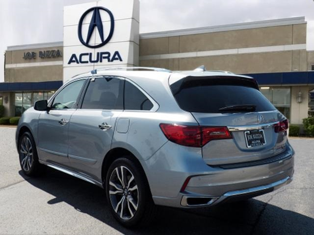 Certified Pre-Owned 2019 Acura MDX 3.5L Advance Package SH-AWD