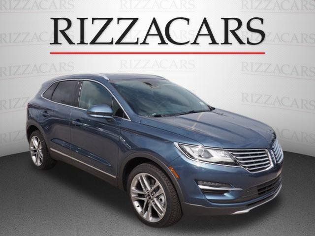 New 2018 LINCOLN MKC Reserve