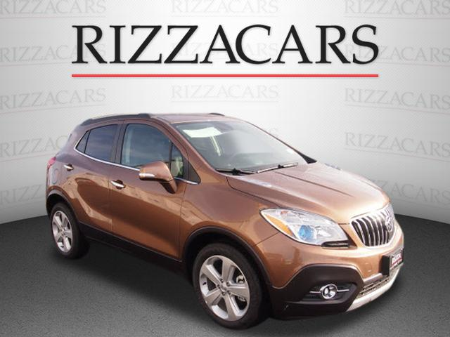 New 2016 Buick Encore Convenience