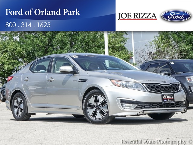 Delightful Pre Owned 2013 Kia Optima Hybrid LX